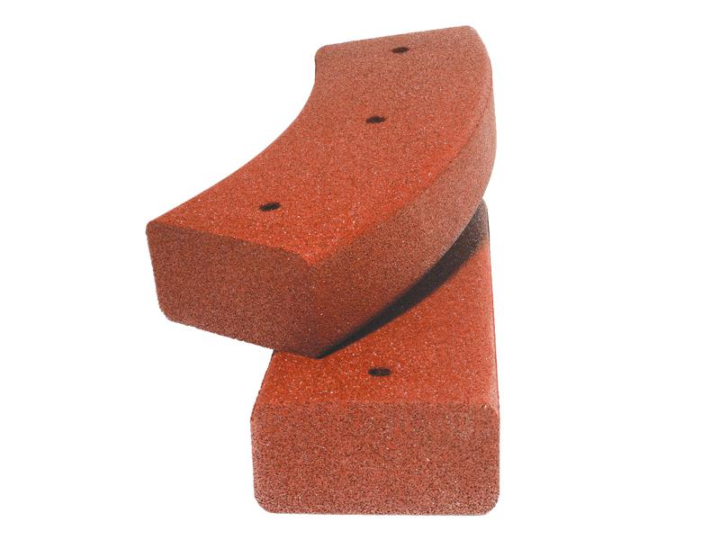Teile der elastischen Sandkasten-Umrandungen