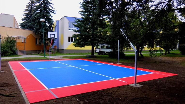 Sport-Kleinspielfeler - der große Sport-Spass für Jung und Alt